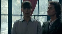 """Кадр из фильма """"Красный воробей"""" - 2"""
