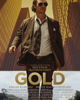 """Постер из фильма """"Золото"""" - 3"""