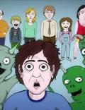 """Постер из фильма """"Джефф и инопланетяне"""" - 1"""