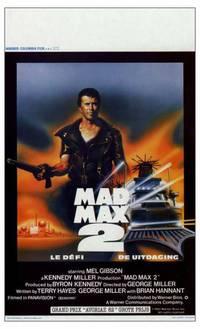 Постер Безумный Макс 2: Воин дороги