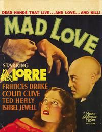Постер Безумная любовь