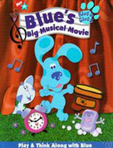 Blue's Big Musical Movie (видео)