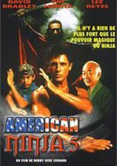 Американский ниндзя 5