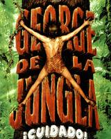 """Постер из фильма """"Джордж из джунглей"""" - 1"""