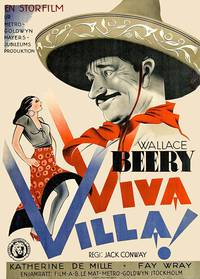 Постер Да здравствует Вилья!