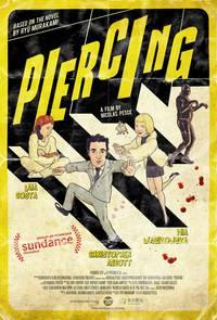 Постер Пирсинг
