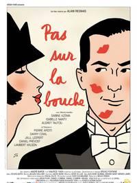 Постер Только не в губы