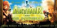 Постер Артур и минипуты