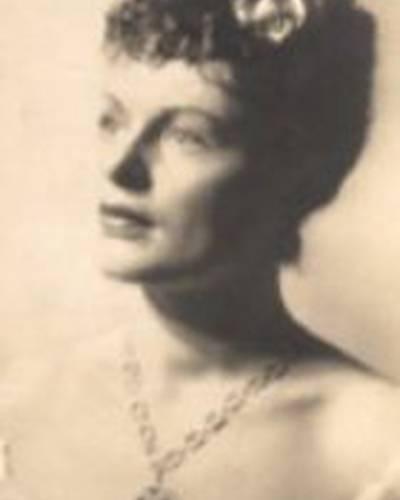 Gisela von Collande фото