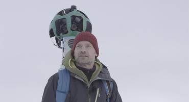 Николай Костер-Вальдау снял фото для обзора улиц Google