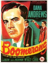 Постер Бумеранг!