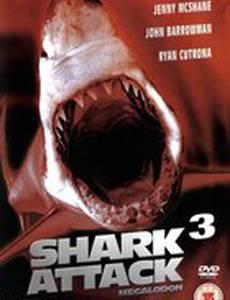 Акулы 3: Мегалодон (видео)