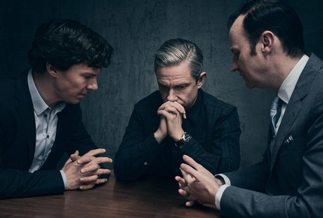 BBC расследует утечку финальной серии «Шерлока»