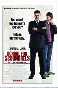 Постер Школа негодяев