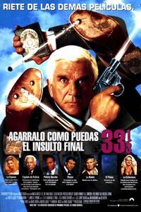 Постер Голый пистолет 33 1/3: Последний выпад