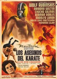 Постер Los asesinos del karate