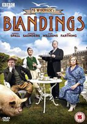 Замок Бландингс