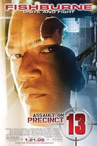Постер Нападение на 13-й участок
