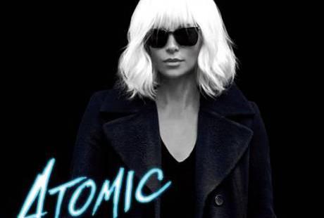 Шарлиз Терон стала «Атомной блондинкой»