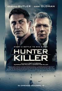 Постер Охотник-убийца