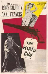 Постер The Hired Gun