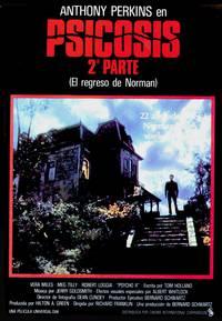 Постер Психо 2