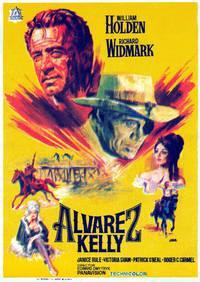 Постер Альварес Келли