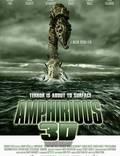 """Постер из фильма """"Амфибия 3D"""" - 1"""