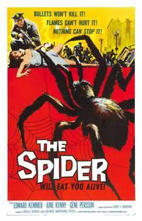 Постер Земля против паука