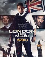 """Постер из фильма """"Падение Лондона"""" - 7"""