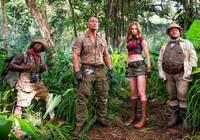 Кадр Джуманджи: Зов джунглей