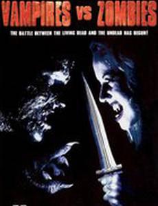 Вампиры против зомби (видео)