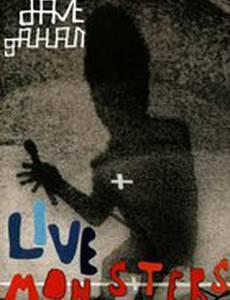 Dave Gahan: Live Monsters (видео)