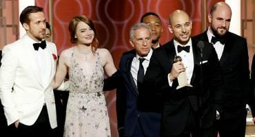 Список победителей Золотого глобуса 2017: «Ла Ла Лэнд» бьет рекорд