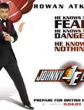 "Постер из фильма ""Агент Джонни Инглиш"" - 1"