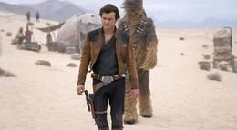 """Кадр из фильма """"Соло: Звездные войны. Истории"""" - 2"""