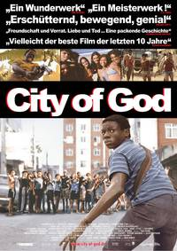 Постер Город Бога