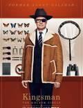 """Постер из фильма """"Кингсман2 (Кингсман: Золотое кольцо)"""" - 1"""