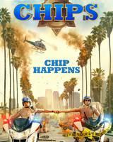 """Постер из фильма """"Калифорнийский дорожный патруль"""" - 4"""