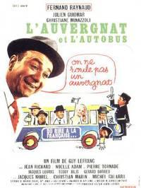 Постер Овернец и автобус
