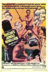 Постер Tarzan's Jungle Rebellion