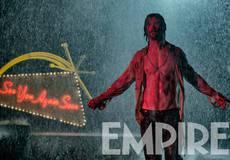 Первое фото: Крис Хемсворт, похожий на Иисуса Христа