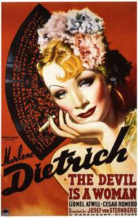 Постер Дьявол – это женщина