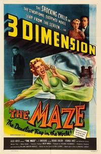 Постер The Maze