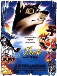 Постер Балто