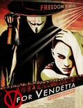 """Постер из фильма """"«V» значит Вендетта"""" - 1"""