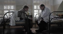 "Кадр из фильма ""Палата №6"" - 2"