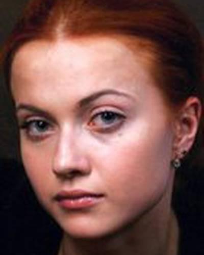 Александра Афанасьева-Шевчук фото