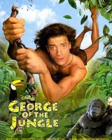 """Постер из фильма """"Джордж из джунглей"""" - 7"""