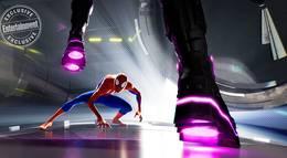 """Кадр из фильма """"Человек-паук: Через вселенные"""" - 1"""